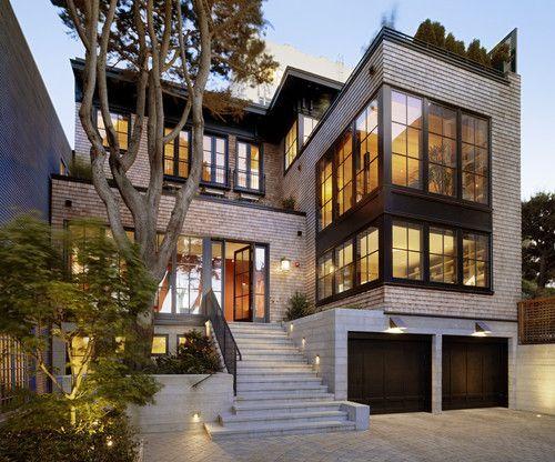 Russian Hill residence, San Francisco. Charlie Barnett Associates.