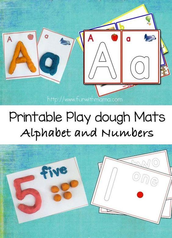 我们喜欢在这里打印可打印的字母,并且总是喜欢通过有趣的和新手的字母学习活动为孩子们扩展我们的字母表活动。这些可打印的字母表字母Playdough席子包括英文字母,数字,甚至阿拉伯文playdough垫!玩面团垫鼓励数字/字母意识。我们喜欢使用游戏面垫来鼓励学习和学龄前精细动作技能的发展���字母表字母工艺品Playdough Mats所需材料:请注意,在这篇文章中使用了会员链接。 - 播放面团(我们使用自制版本) - 覆膜机方向: - 打印所有(或特定页面)你想工作