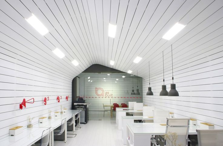 建筑工作室办公室和联合空间/建造