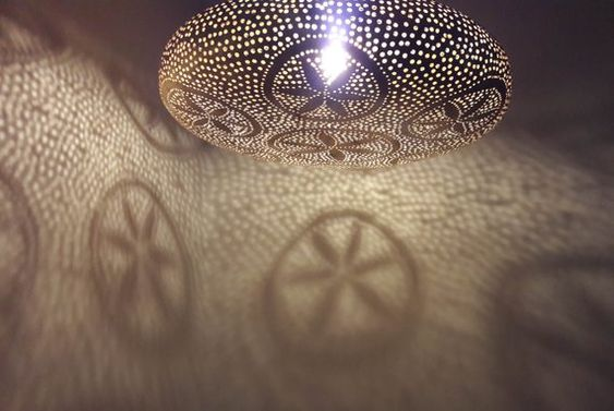 Morocco Ceiling Lamp style Large Lighting Lamp Hanging Decor