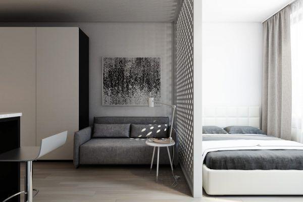 4间小型公寓展示了紧凑型设计的灵活性