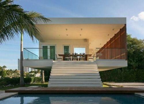 Okto Villa Modern Design by Touzet Studio