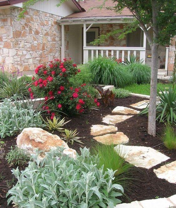 47低维护前庭园林绿化理念
