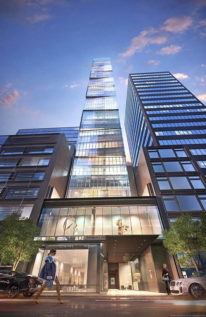 118 East 59th Street,SCDA Architects,Euro Properties,Billionaires Row