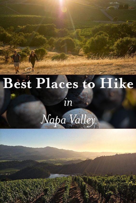 参观纳帕谷的最主要原因之一就是它的自然美景(当然是葡萄酒之后)。崎岖的山脉,红木覆盖的小溪和美丽的湖泊都充满了各种各样的