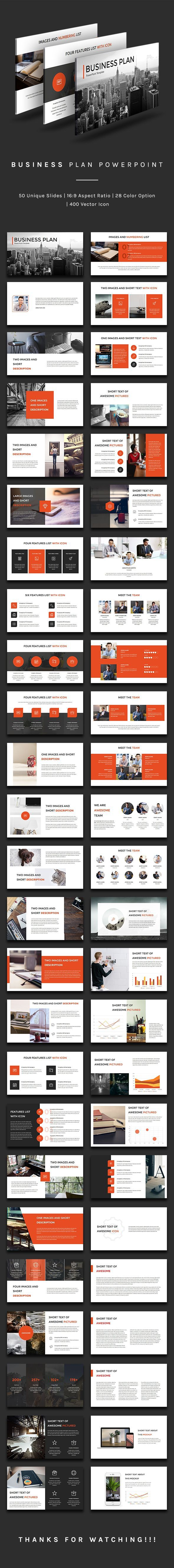 商业计划Powerpoint  -  Powerpoint PPT #marketing presentation #clean presentation•下载➝https://graphicriver.net/item/business-plan-powerpoint/19193700?ref=pxcr