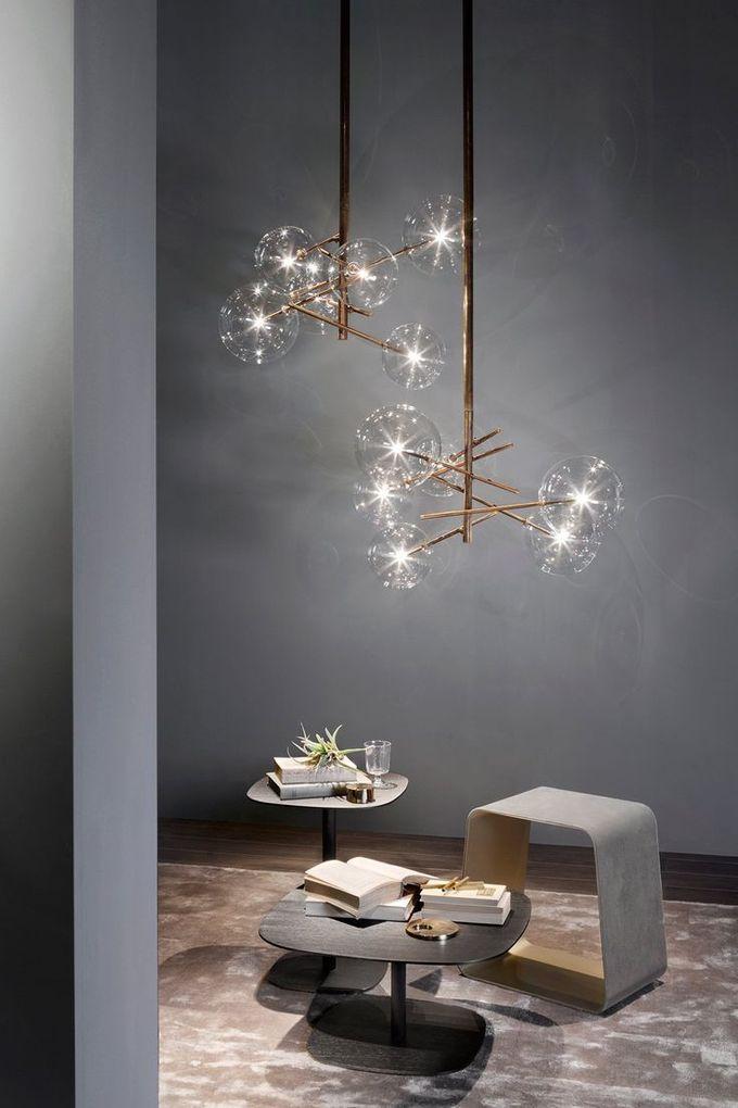 另一个非常优雅的吊灯设计!