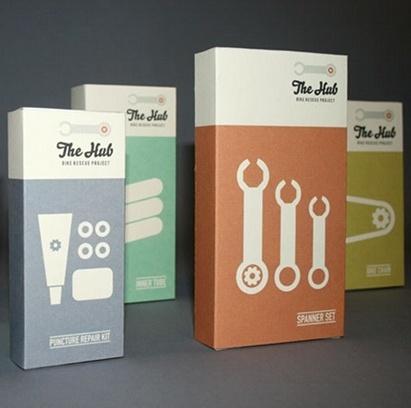 Dave Raxworthy - The Hub #Packaging PD