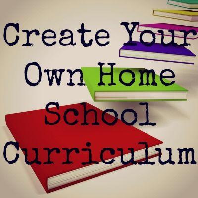 想学习如何创建自己的家庭学校课程?查看这些资源,看看我如何创建自己的家庭学校课程。