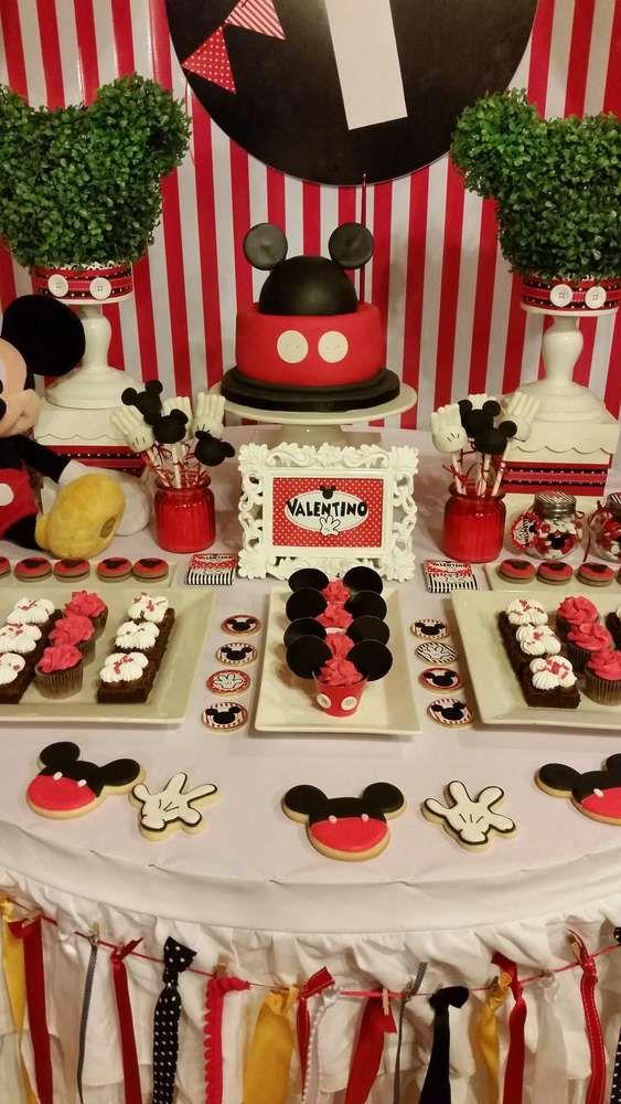 Eventos Romina D's Birthday / Mickey Mouse  -  Catch My Party的图库