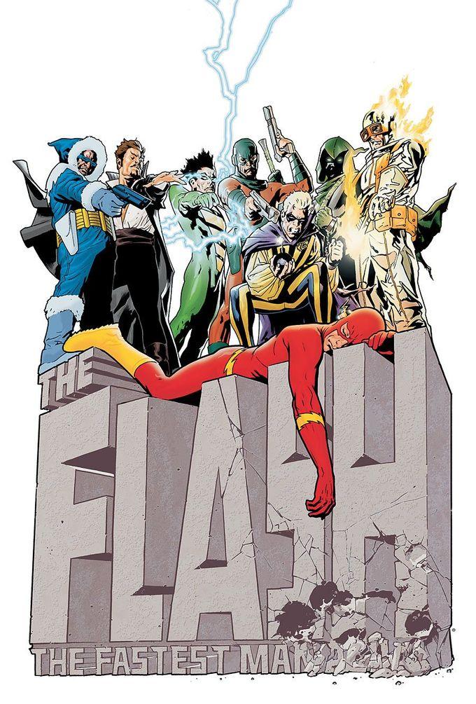 Flash by Ryan Sook