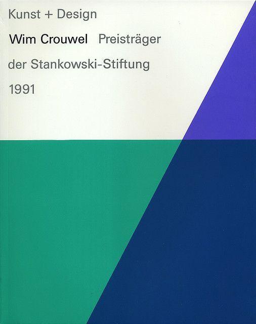 Wim Crouwel: Kunst + Design