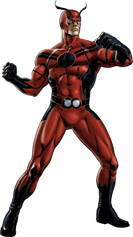 Hank Pym- Ant Man
