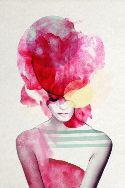 Design Lookout : Jenny Liz Rome   InBetween the Curls