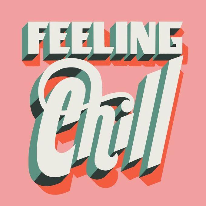 Feeling Chill By Mary Kate McDevitt