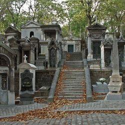 公墓pere lachaise