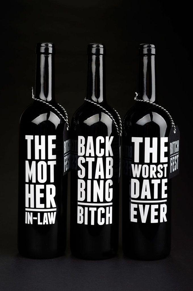 Bitch Fest #packaging