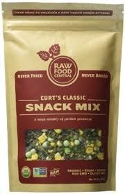 Raw Food Central snack mix