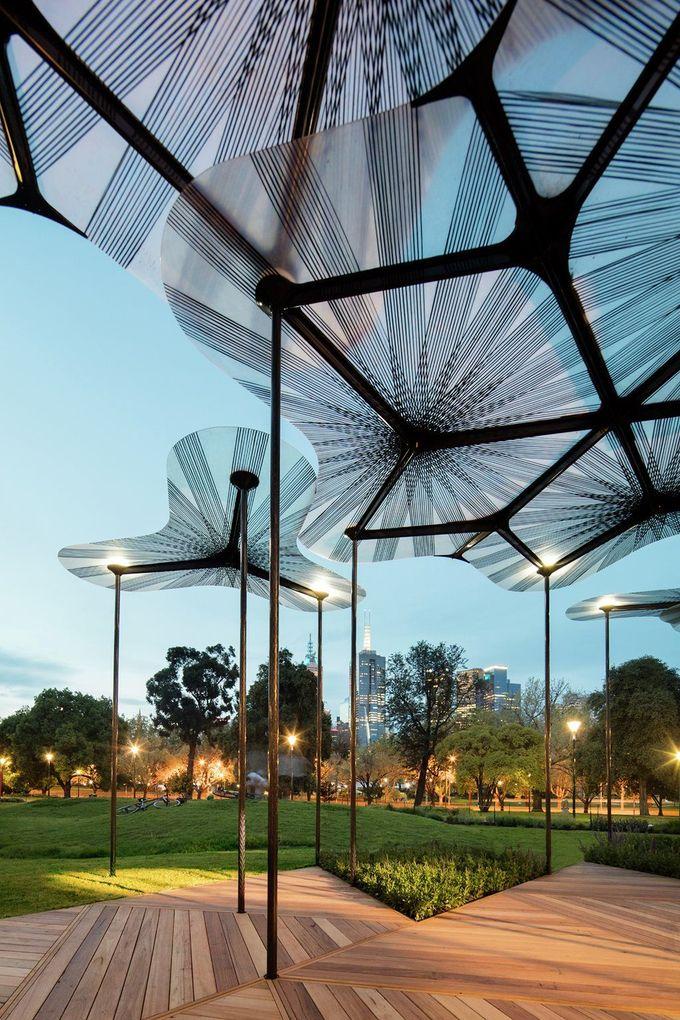Amanda Levete Architects' MPavilion now open | Architecture And Design