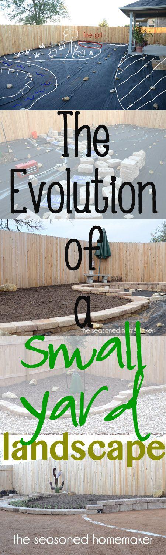 小场景可能具有挑战性。园艺初学者,这将教你如何景观。