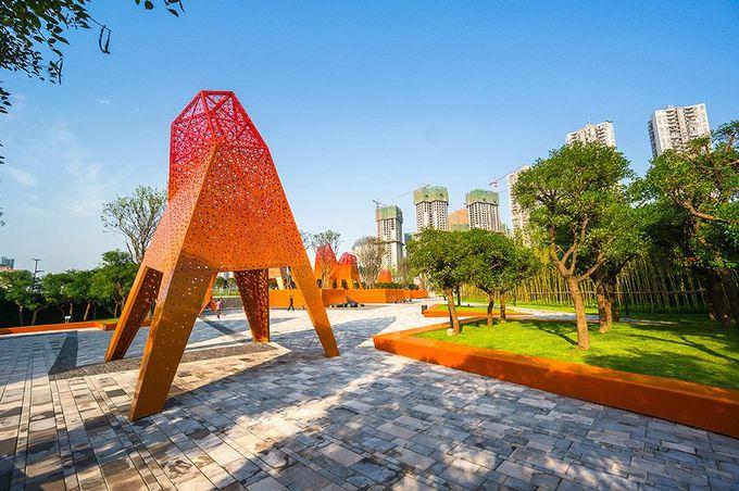 Fengming_Mountain_Park-Marta_Schwartz_Landscape_Architecture-13 « Landscape Architecture Works   Landezine Landscape Architecture Works   La...