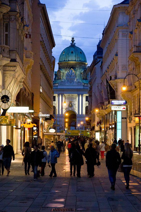 维也纳在晚上 - 维也纳在晚上