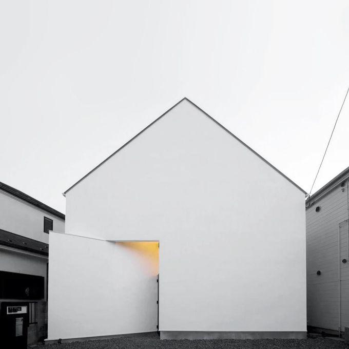 Ouchi 01 House by Jun Ishikawa