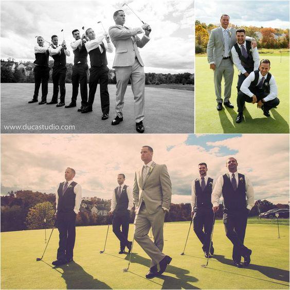 LA MASSARIA在BELLA VISTA高尔夫球场婚礼摄影