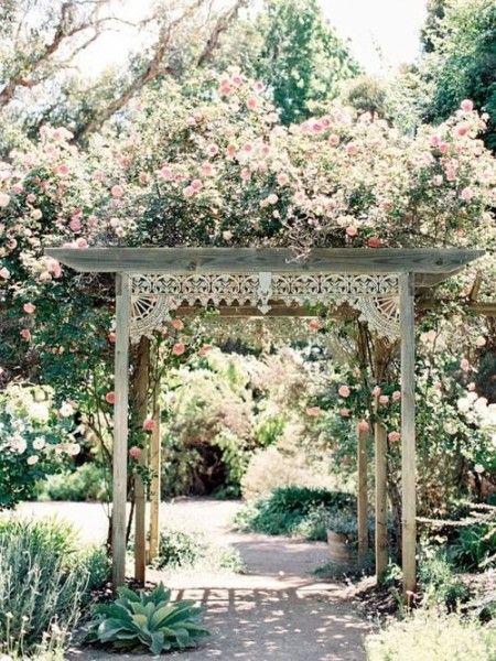 11 Diy Canopy为您的花园提供的想法 -  Kelly's Diy博客