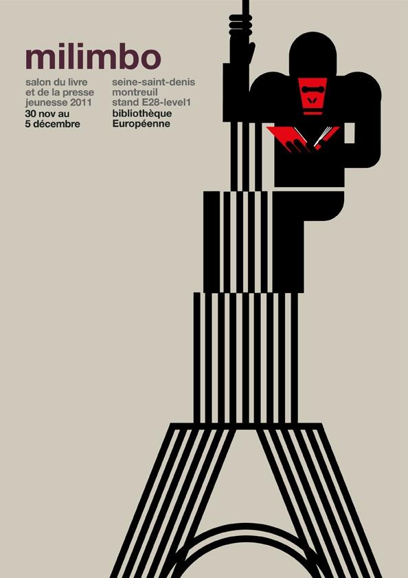 Salon du Livre Montreuil 2011: Milimbo