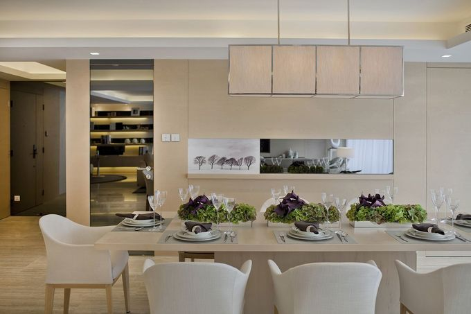 The Hampton II Hong Kong Residential · Completion Year: 2012