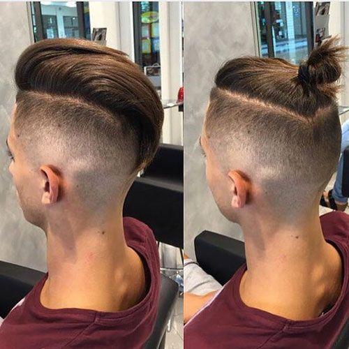 男士顶级结发型