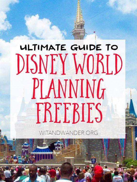 如果您一直关注我们的沃尔特迪斯尼世界倒计时,您可能知道我们离沃尔特迪斯尼世界假期还有11个月的时间。由于我们仍处于规划迪士尼世界假期的早期阶段,本月我们可以做的最好的事情之一是利用迪士尼提供的免费资源。他们最好的之一