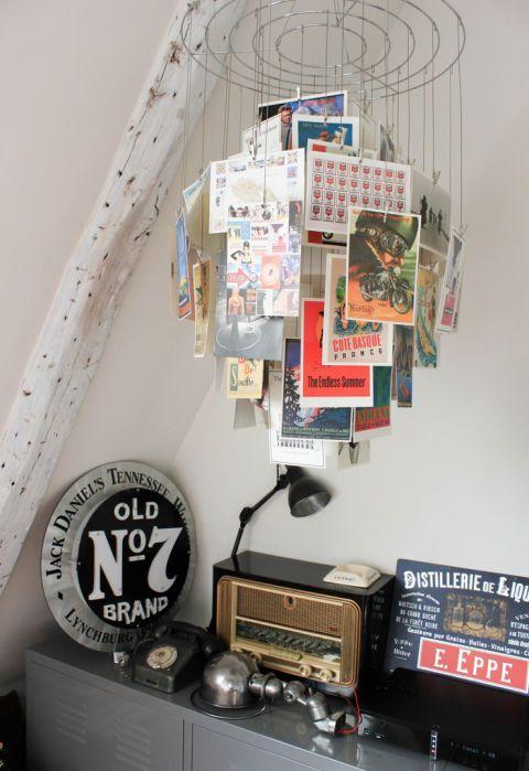 做一个枝形吊灯#homedecor #diy
