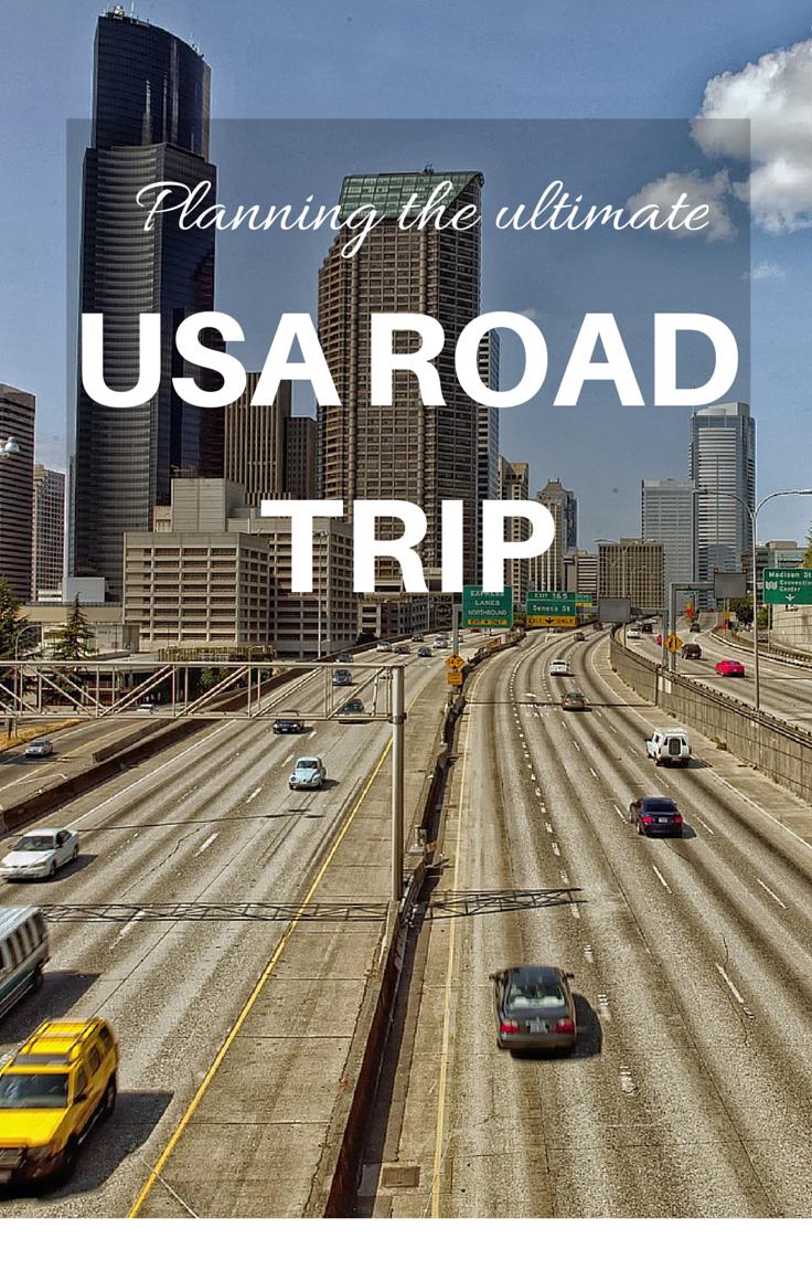 计划您的最终美国公路旅行的七个步骤:从一条路线到一辆汽车到保险,以及制定该做什么和在哪里停留