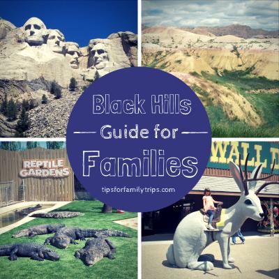 南达科他州的黑山是家庭度假的绝佳选择,因为有太多的事情要做!为家庭提供的7天黑山行程。