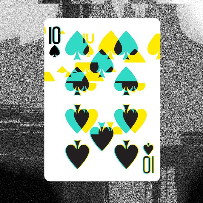 在原始故障扑克牌成功之后,Soleil Zumbrunn推出了Glitch 2.0。