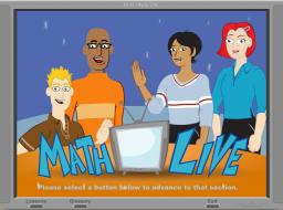 Math Live是一个三至六年级的教师每当他们开始新单元时都应该关注的网站。它充满了伟大的电视,如卡通形式的剧集,介绍了许多不同的...