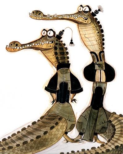 nico marlet crocodile - Google Search