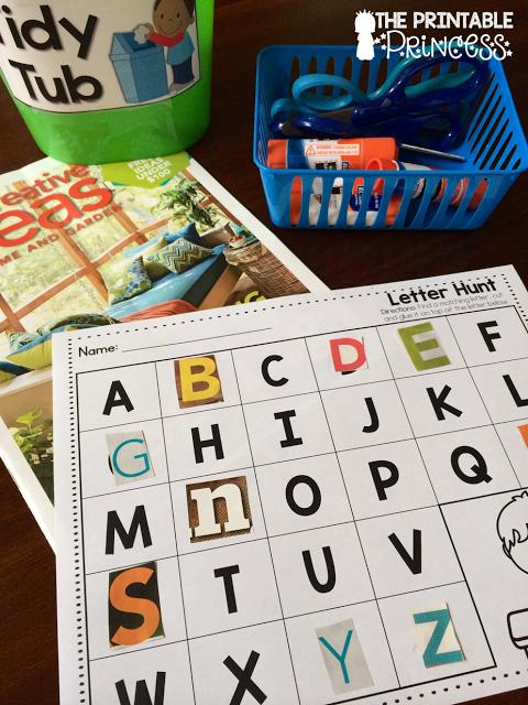 在幼儿园学习信是一项非常需要的技能!这篇文章有很好的想法,让你的学生以一种有趣的方式参与他们的信件学习!