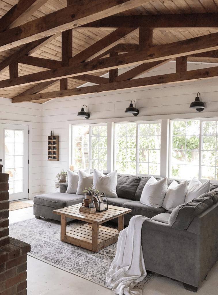 周五前5名:如何获得现代农舍外观。在您自己的家中创建现代农舍风格空间的五个秘诀。