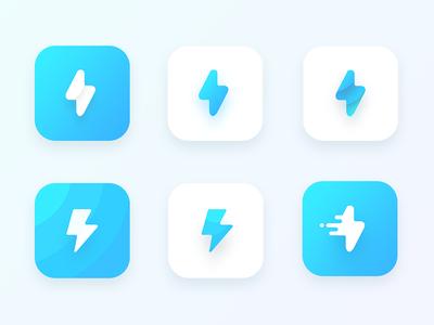Bolt App Icon探索