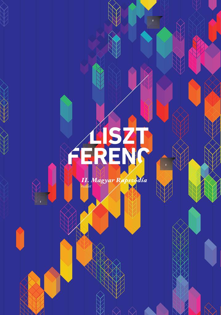 旋转,缩放,在线观看音乐:martonborzak.com/music通过处理生成音乐可视化效果。基本上将音乐的二维描述转化为3D。费伦茨李斯特 - 匈牙利猛扑2号。