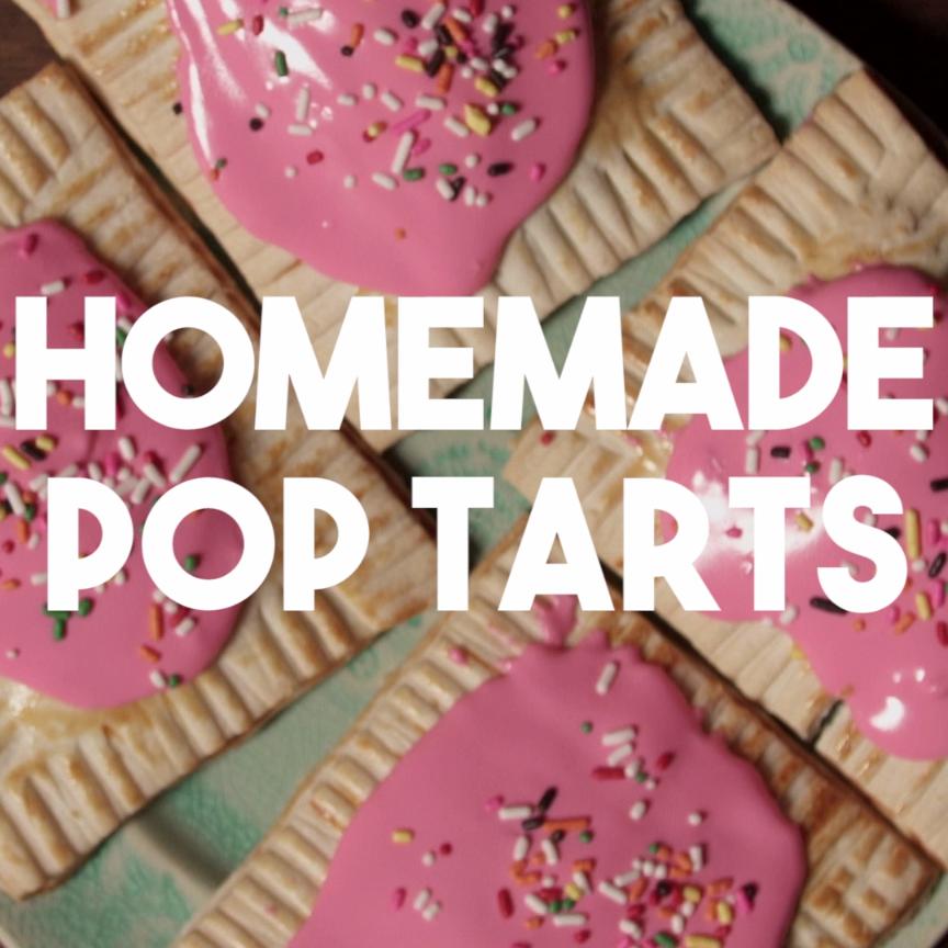 如果您像我们一样喜欢Pop Tarts,这款食谱非常适合您。自制流行挞更好。