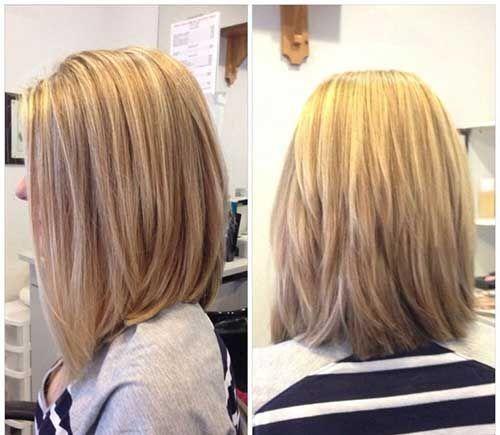 25 Exciting Medium Length Layered Haircuts