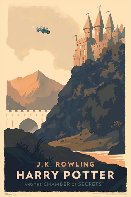 哈利波特和密室海报 - 奥利莫斯