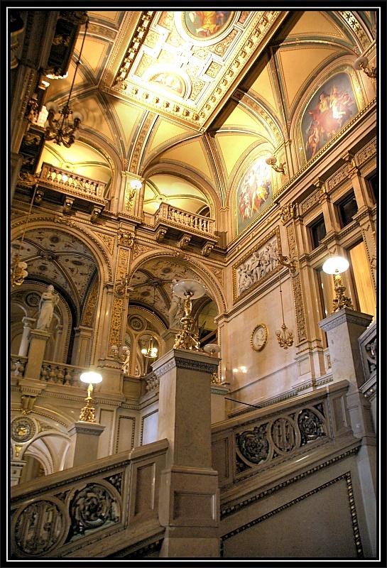 维也纳国家歌剧院(Wiener Staatsoper)