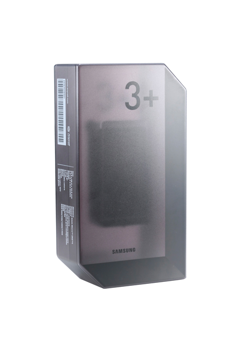 3+ / Mobile device and Package for Samsung Electronics (2009) - rheajeong