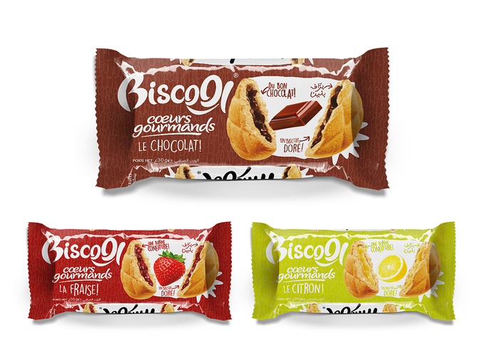 Biscool on Packaging of the World - Creative Package Design Gallery