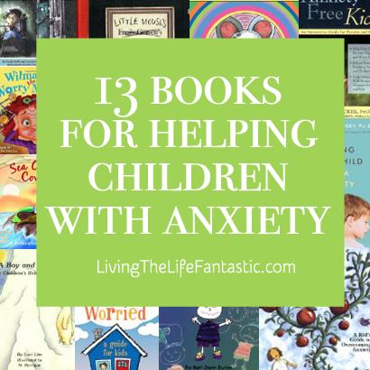 帮助焦虑儿童的13本书,包括与他们一起阅读的书籍以及父母和看护人的资源。